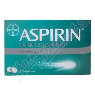 Aspirin 500mg tbl.obd.80x500mg