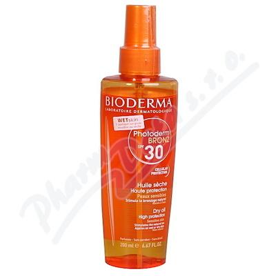 BIODERMA Photoderm BRONZ olej SPF30 200ml