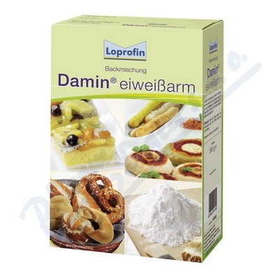 Damin low protein mix 500 g PKU