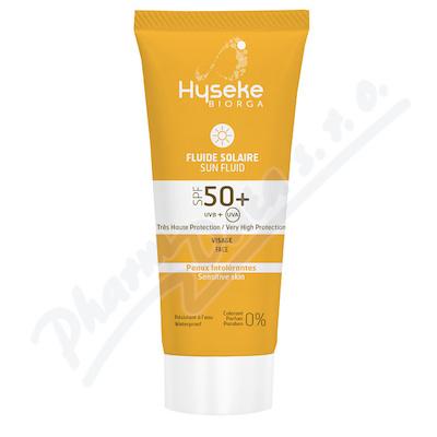Hyseke Biorga fluid pro intoleran.pleť SPF50+ 40ml