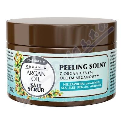 Biotter solný peeling s org.arganovým olejem 400g