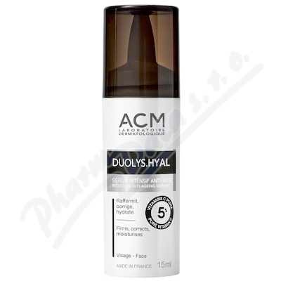 ACM Duolys Hyal intenz.sérum proti stárnutí 15ml
