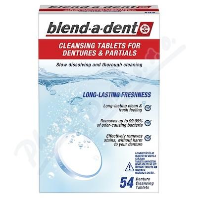 Blend-a-Dent čisticí tablety Freshness 54ks