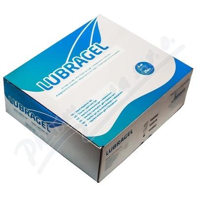 Lubragel lubrikační gel s lidokainem 25x6ml