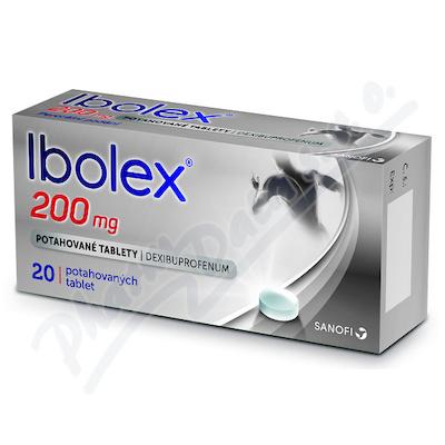 Ibolex 200mg tbl.flm. 20 I