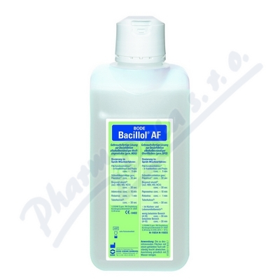 BODE Bacillol AF 500ml