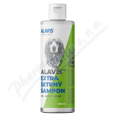ALAVIS Extra šetrný šampon 250 ml