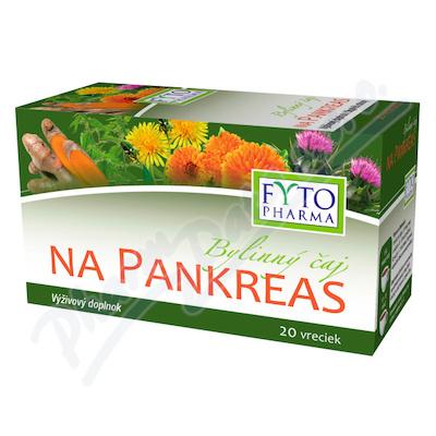 Bylinný čaj na pankreas 20x1.5g Fytopharma
