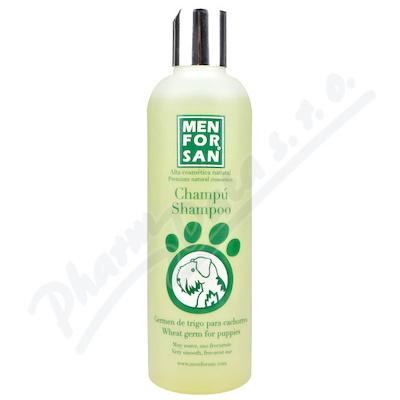 Menforsan Šampon z pšenič.klíčků pro štěňata 300ml