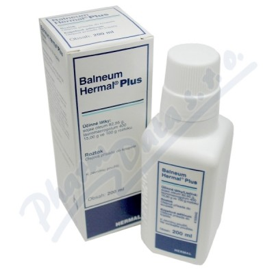 Balneum Hermal Plus drm.bal.1x200ml