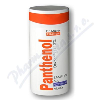 Panthenol šampon na normální vlasy 250ml Dr.Müller