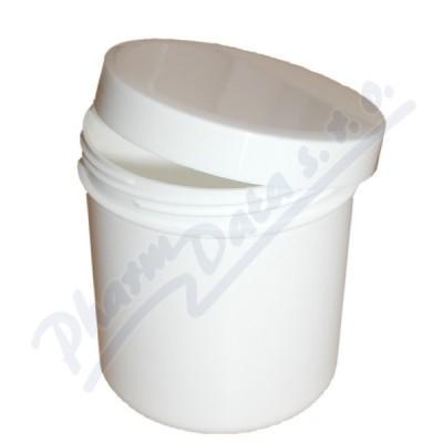 Kelímek s šroub.víčkem 250ml/200g bílý Červenková