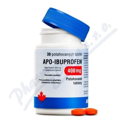 Apo-Ibuprofen 400mg tbl.flm.30x400mg