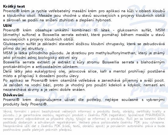Walmark Proenzi krém 100ml CZE