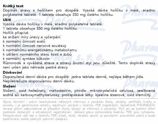 Maxi Hořčík Centrum Special tbl. 60